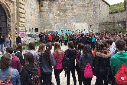 Unos 400 estudiantes recorrerán la ruta que sigue los pasos de los presos del Fuerte de Ezkaba