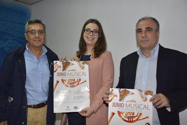 Np/Fotos: El Ayuntamiento Y La Cofradía Nuestra Señora Del Valle Organizan 'Juni