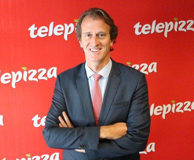 Javier van Engelen (Telepizza)