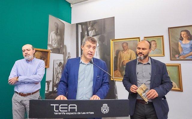 [Grupocanarias] Nota De Prensa Y Fotografias: Tea Exposicion