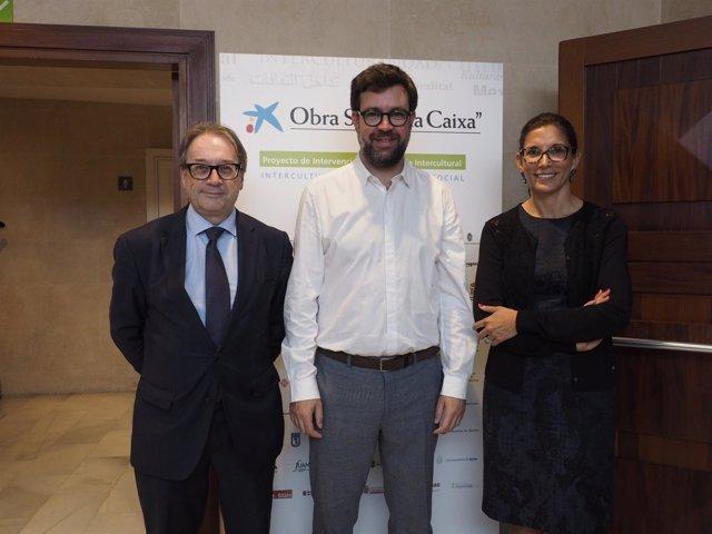 El equipo ICI de Murcia participa en el encuentro intercultural de CaixaForum