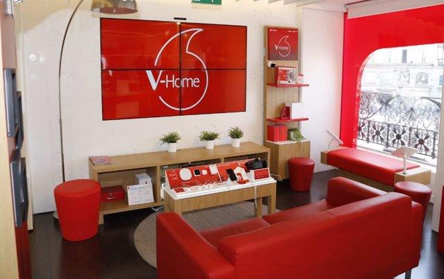 V-Home de Vodafone