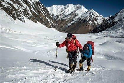 El alpinista Carlos Soria, tranquilo tras no encumbrar el Dhaulagiri, quiere intentarlo de nuevo en septiembre
