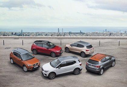 Seat completa el mejor mes de mayo de su historia con casi 50.000 coches vendidos