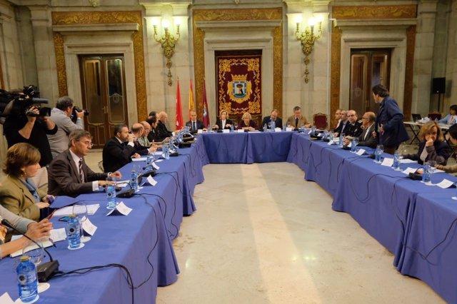 Junta de Seguridad Local de Madrid