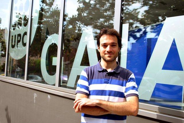 El investigador de la UPC de Terrassa, Dario Zappalá