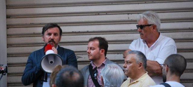 Ignacio Arsuaga y Juan José Tenorio en Palma