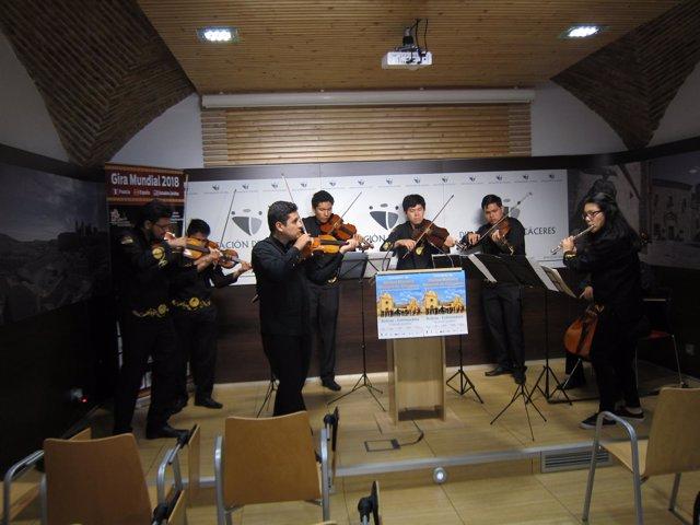 Orquesta de San José de Chiquitos (Bolivia)
