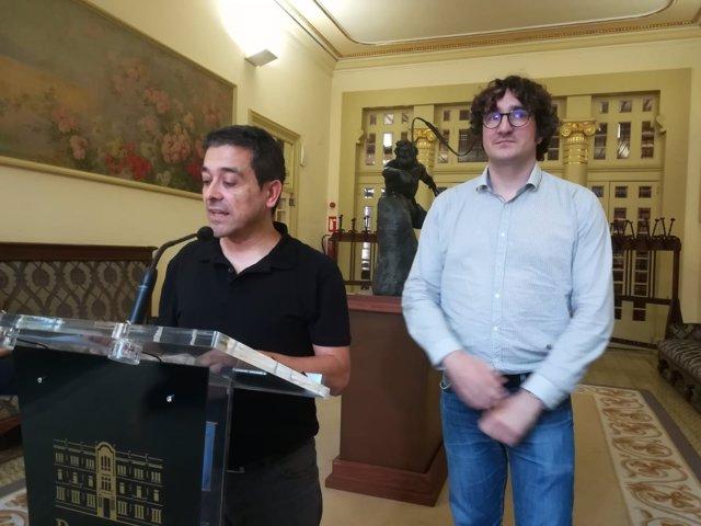 Nel Martí y Antoni Reus