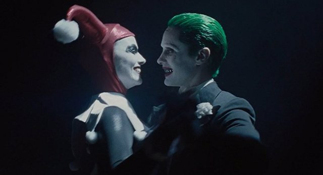 Harley Quinn y Joker en Suicide Squad