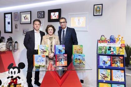 SM y Disney lanzan Disney Emociones, para ayudar al desarrollo de la inteligencia emocional de los niños