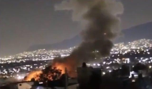 Explosión méxico
