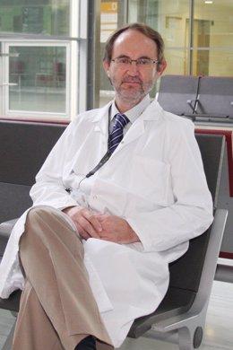 Presidente de la SEHH, Jorge Sierra