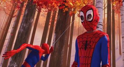 Nuevo tráiler de Spider-Man: Un nuevo Universo: Pero... ¿Cuántos 'Spidermans' hay?