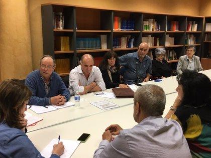 La Mesa por el Blindaje de las Pensiones pide al apoyo del Ararteko a sus propuestas