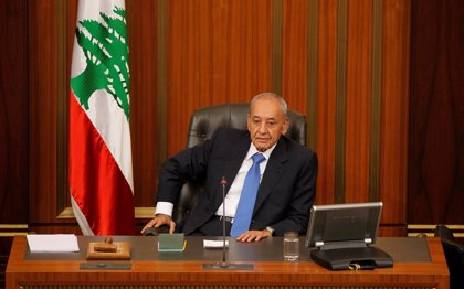 El presidente del Parlamento de Líbano dice que Irán y Hezbolá seguirán en Siria hasta derrotar el terrorismo