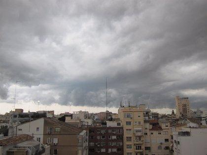 Meteorología amplía el aviso amarillo por lluvias y tormentas al Valle del Guadalentín, Lorca y Águilas