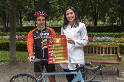 Campaña de las farmacias navarras para la protección solar de la población, especialmente de deportistas