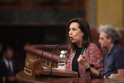 Margarita Robles y Reyes Maroto, ministras de CyL en el Gabinete de Sánchez