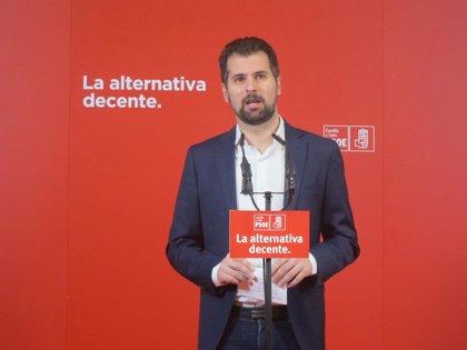 """Tudanca califica al nuevo Ejecutivo de """"Gobierno para la esperanza"""""""