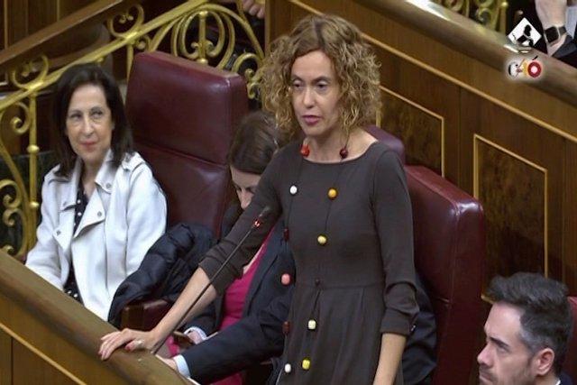 Declaraciones en la sesión de control en el Congreso de los Diputados