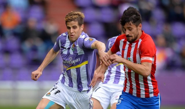Real Valladolid - Real Sporting de Gijón