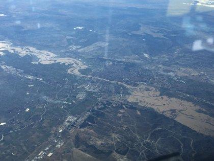 Autorizadas las obras de emergencia, de 24,5 millones, para reparar infraestructuras dañadas la crecida del Ebro