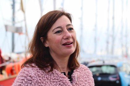 """Armengol expresa su """"enhorabuena"""" al nuevo Gobierno de Sánchez y destaca que está formado por """"profesionales brillantes"""""""
