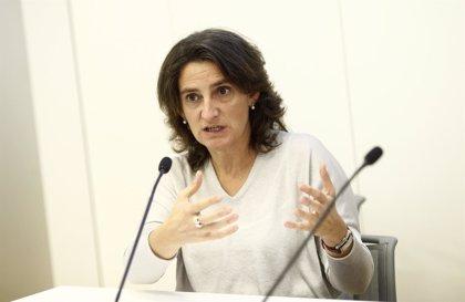 "Teresa Ribera agradece a Sánchez su ""confianza"" tras ser nombrada ministra de Transición Ecológica"