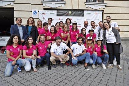 Las mujeres, protagonistas de la GAES Pilgrim Race 2018