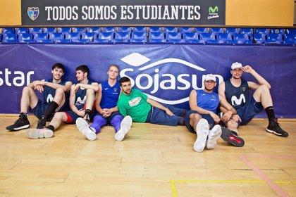 """Vicedo y Arteaga piensan a lo grande con Estudiantes: """"Queremos estar en la Final Four"""""""