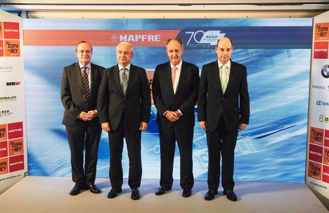 La Copa del Rey MAPFRE arranca la cuenta atrás en Madrid para su 37ª edición