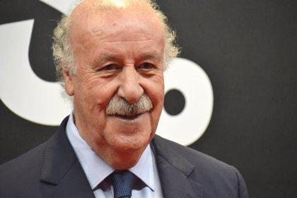 """Del Bosque: """"Hay pruebas clarísimas en el pasado de cómo tiene que ser el entrenador del Real Madrid"""""""