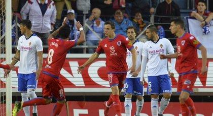 Numancia y Zaragoza igualan en fuerzas y lo fían todo a La Romareda