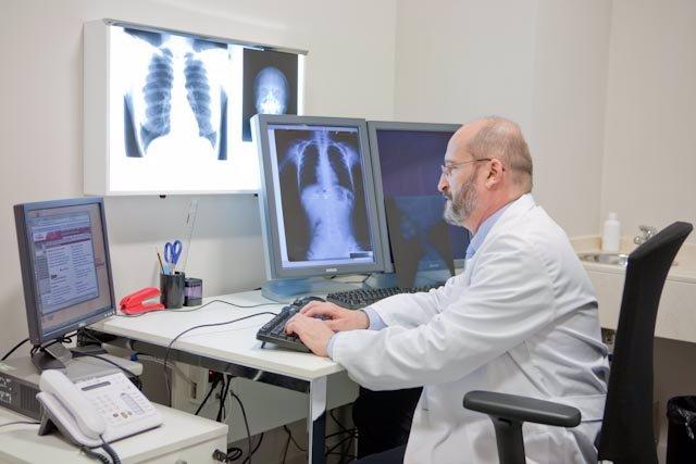 Avances en cáncer de pulmón