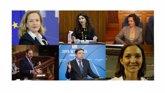 Foto: Así es el gabinete económico del nuevo Gobierno de Sánchez: seis ministerios y nueve secretarías de Estado
