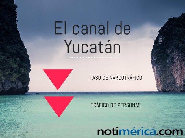 El Canal de Yucatán
