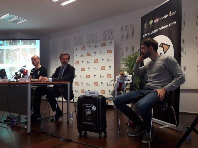 Valladolid (07-06-2018).- La Vuelta a España de Pipper
