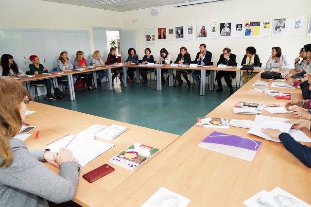 Constitución del Consejo Municipal de las Mujeres, 7-6-18