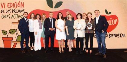 El CPR Jorge Juan, IES Guadalquivir y CP Antonio Machado, galardonado con los premios 'Coles Activos' de Atresmedia