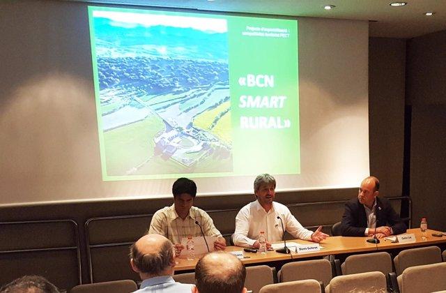 Presentación de BCN Smart Rural