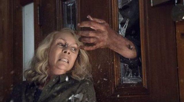Jamie Lee Curtis  en Halloween