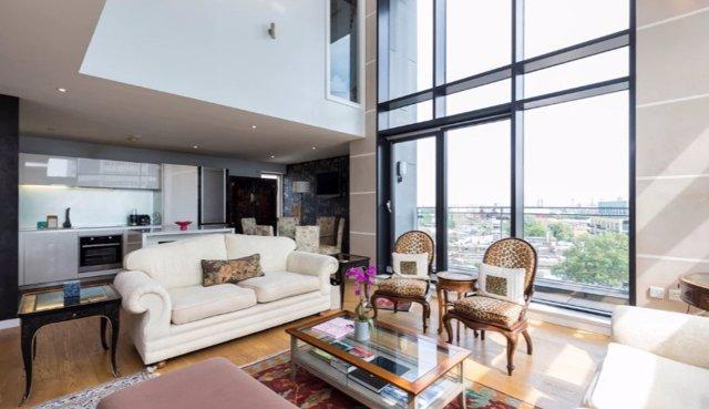 Una vivienda turística de Hostmaker y Marriott International.