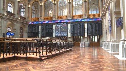 El Ibex 35 amanece con una caída del 0,96% y pierde los 9.800 enteros