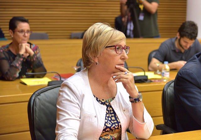 La diputada socialista Ana Barceló
