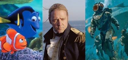 10 películas para celebrar el Día Mundial de los Océanos
