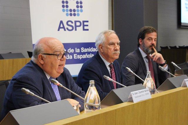 'I Jornada De Aseguramiento De Salud En El Sistema Sanitario Español'