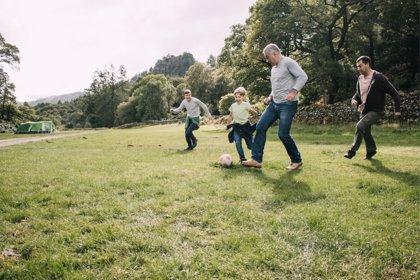 Cómo evitar el sedentarismo en familia
