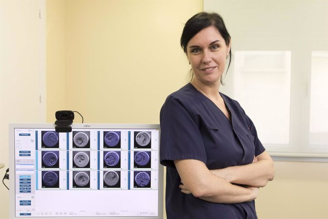 La doctora Yolanda Cabello