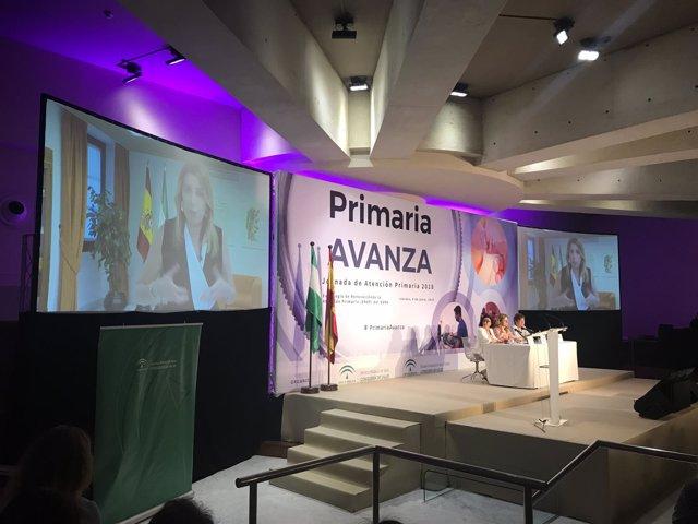 Presentación de la Estrategia de Renovación de la Atención Primaria